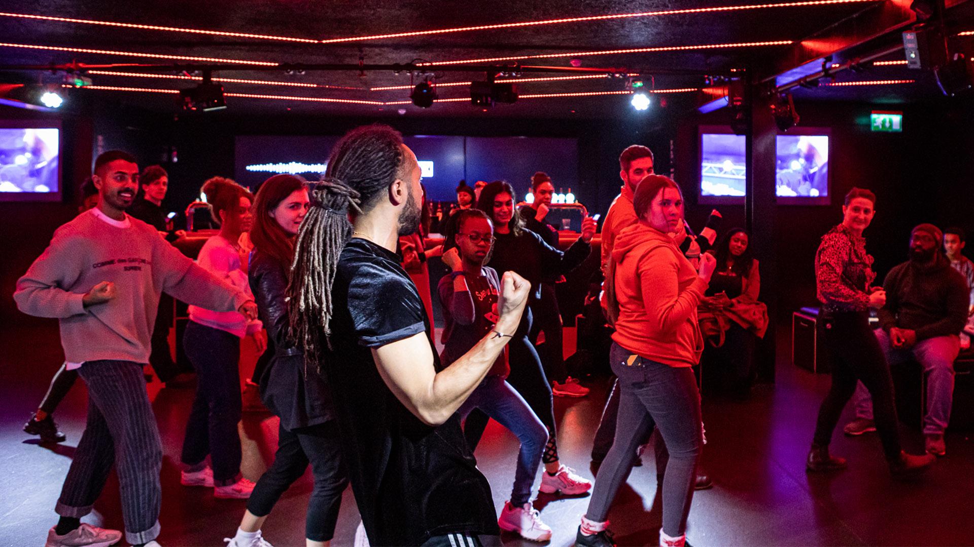 HipHop Dance Event