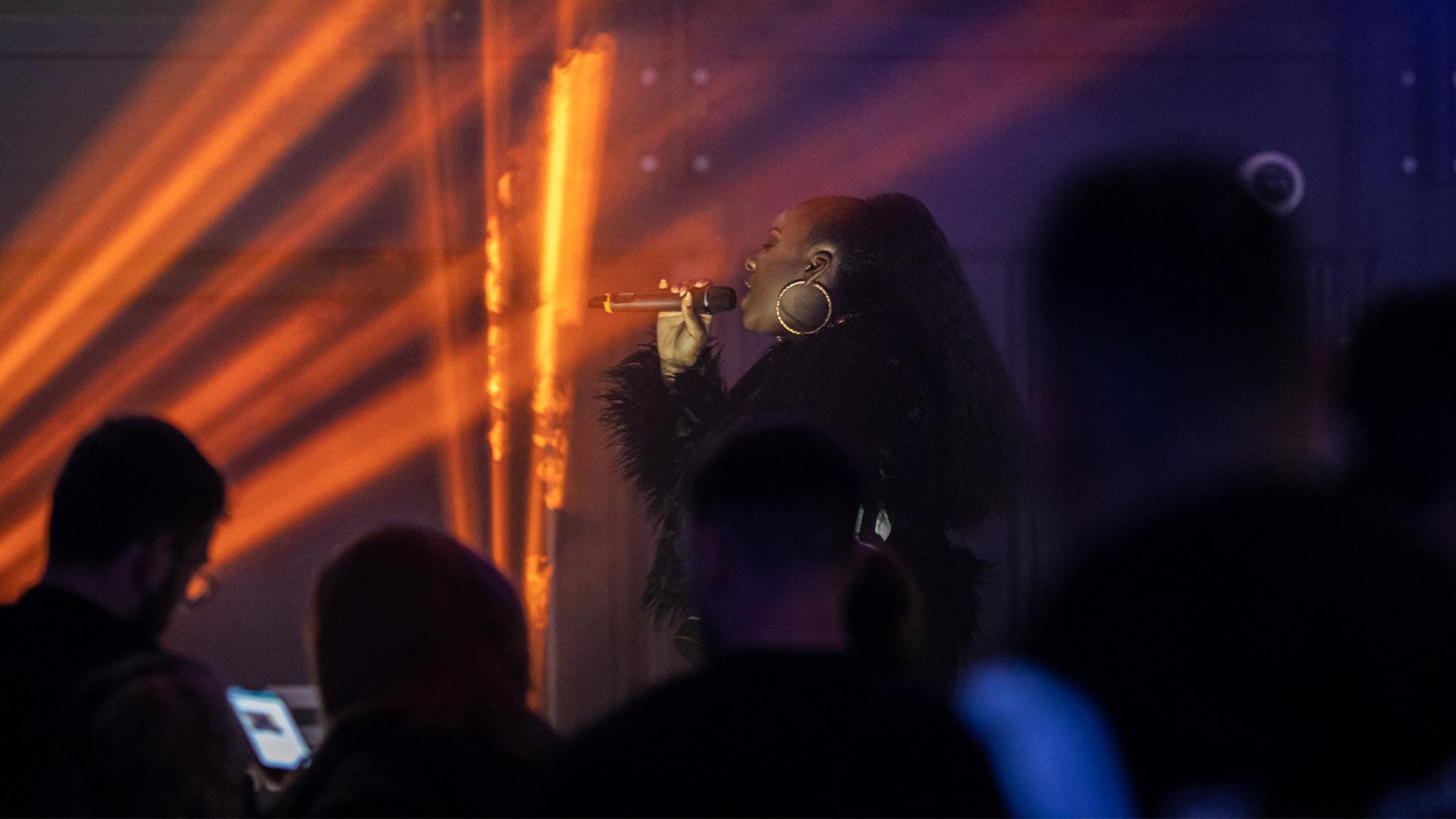 Lioness Grime Artist