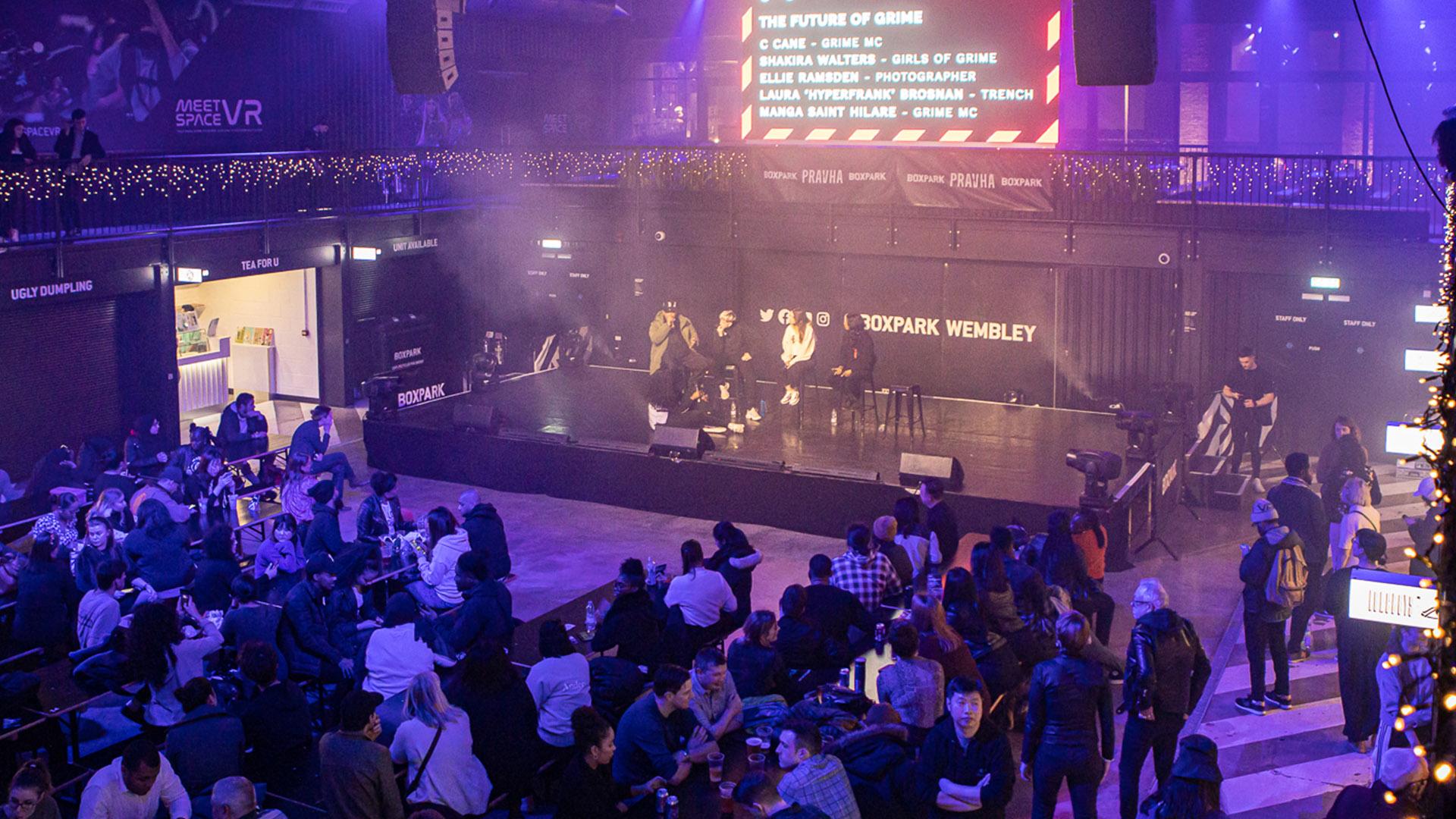 best-events-london