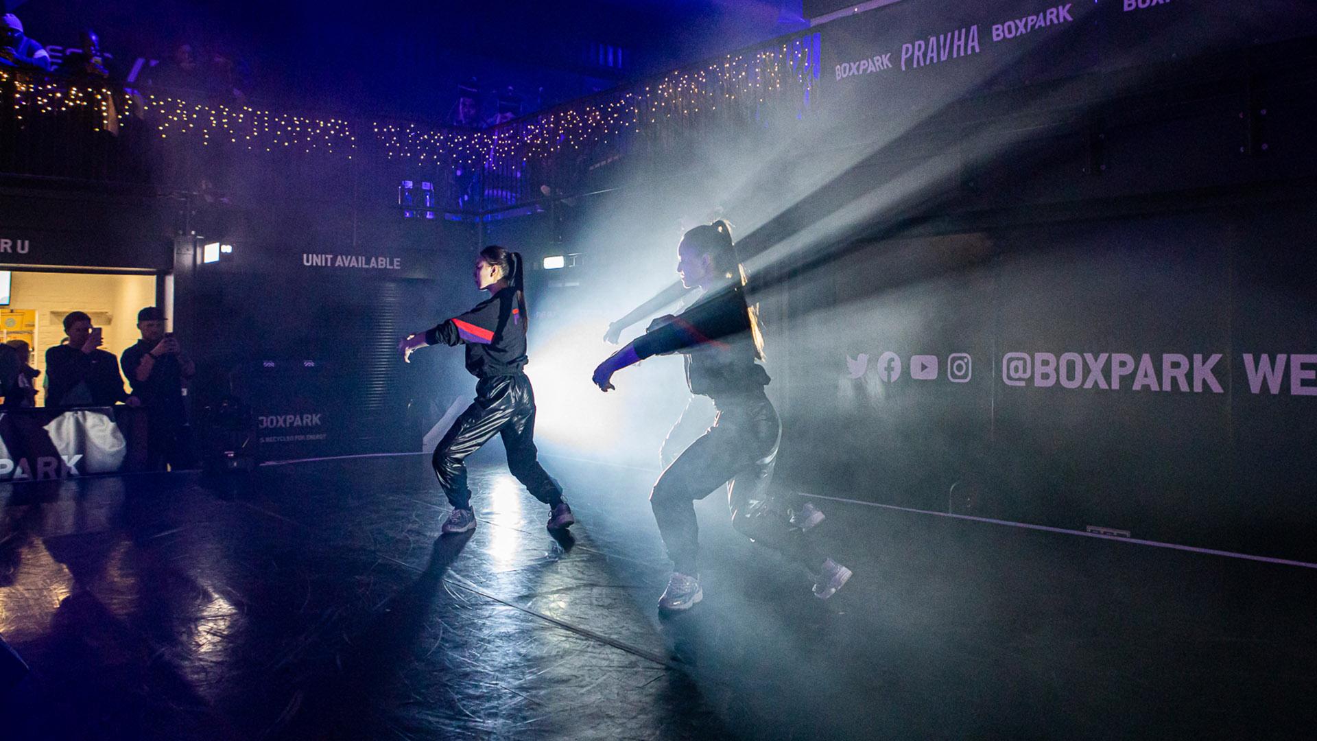 live dance event London